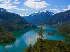 The Pacific Northwest most commonly refers to Oregon, Washington and British Columbia. It's home to some of the most beautiful scenery on earth, from spectacular towering mountain peaks to wild, rocky shores.