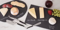 Creating a colorful, mouth watering platter of cheeses and nibbles is an impressive way to entertain and simple to accomplish. Wine Education, Cheese Platters, Charcuterie, Wines, Choices, How To Memorize Things, Entertaining, Bar, Create