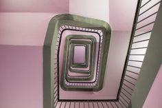 spiral staircases foto by Maria Pasvantova