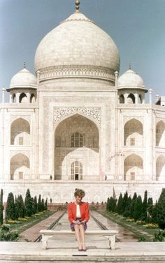 Prince William 'can't wait' to visit Taj Mahal, where 'Diana's ...