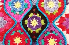 Ravelry: Moroccan Garden pattern by Crayons Crochet