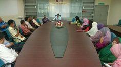 Perjumpaan Staf PPP Bersama Dekan