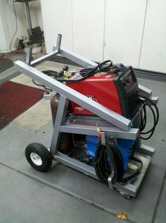 Mig Cart - WeldingWeb™ - Welding forum for pros and enthusiasts
