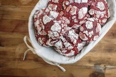 Frost & Serve: Red Velvet Crinkles Sandwich with Cream Cheese Frosting Recipe Red Velvet Crinkles With Cream Cheese, Frosting Recipes, Cream Cheese Frosting, Acai Bowl, Sandwiches, Sweet Treats, Baking, Breakfast, Food