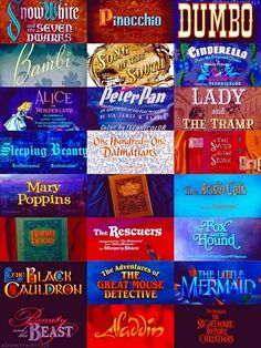 A tribute to all your favorite Disney movies and all the ones that you grew up with. Every Disney Movie, All Disney Movies, Classic Disney Movies, Disney And More, Disney Toys, Disney Pixar, Disney Animation, Disney Classics, Animation Movies