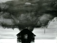 Gao Xingjian | La casa nel sogno, on Galleria dell'Incisione.