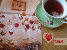 Garden, Tea, Cakes and Me: Fruit Teas - Finding the Right Balance of Fragrance and Flavour