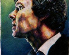 Sherlock by Sarah on Etsy