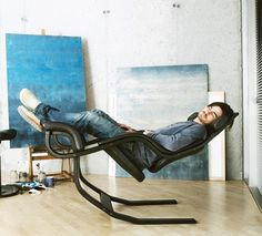 Fotel na biegunach 2.0