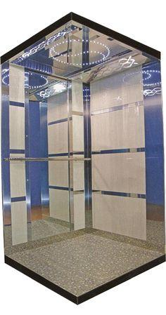 Asansör Kabininde Kaliteyi Güvenle Müşterilerine Sunuyor. Mas Cam Tasarım