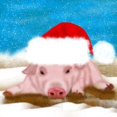 Holiday Pig