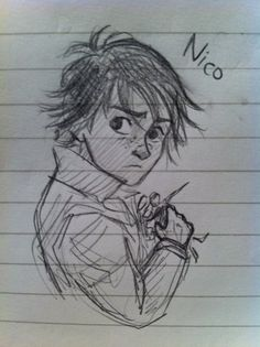 I think so many people misrepresent Nico's age.... This is a great picture that represents his age perfectly