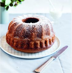 Easy Cake Recipes, Cakes And More, Chutney, Doughnut, Donuts, Bakery, Food And Drink, Cooking Recipes, Sweets