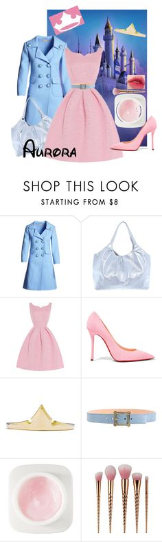 """""""Once upon a dream...."""" by krgood7 ❤ liked on Polyvore featuring Disney, Michael Kors, Romanowski, Christian Louboutin, Dsquared2, Erno Laszlo, Laneige and SleepingBeautyCastle"""