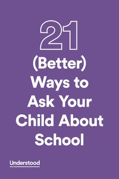 Here are some things to keep in mind when you're talking to your child about…