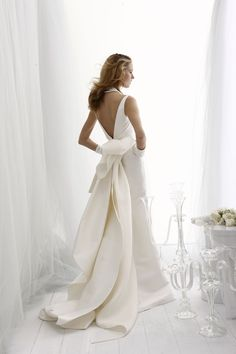 75384da85b7f Le Spose di Giò White Mikado R 10 Modern Wedding Dress Size 4 (S) off retail
