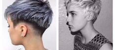 Risultati immagini per tagli capelli corti 2018 donne foto