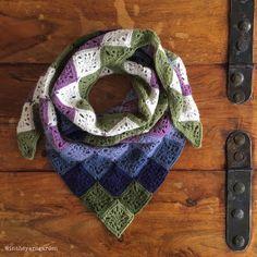 Sippa Crochet Scarf