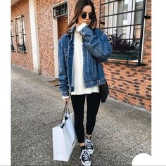 d43582c954 Vintage Lee Jean Jacket Denim Jacket Outfit Oversized, Denim Jacket Outfit  Winter, Denim Jacket