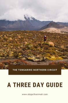 We did the Tongariro Northern Circuit clockwise, and we would highly recommend doing the walk that way! This is a guide to what to expect each day, the things to look out for and to ensure that you thoroughly enjoy your trek through the stunning landscape. It is one of my favourite multi-day treks and I think everyone should do it!
