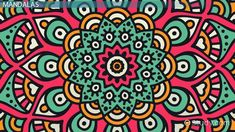This lesson introduces the mandala, a form of Buddhist art. Learn when the mandala first appeared, what it represents, common symbols, and how a. Design Lotus, Design Floral, Mandala Design, Mandala Art, Mandala Tattoo, Sun Wallpaper, Wallpaper Flower, Wallpaper Computer, Mandalas Painting