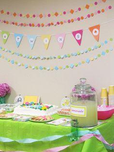 Ideas para decorar en un Baby Shower: ¡Que no se te escape ningún detalle!