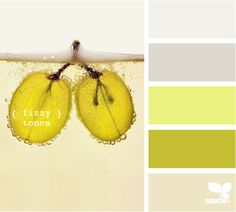 Nice! #Green #Gray color inspiration