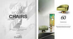 EBooks kostenlos herunterladen: Bekommen Sie Atemberaubende Innenarchitektur Ideen und Tipps | 100 Moderne #Stühle | http://wohnenmitklassikern.com/klassich-wohnen/ebooks-kostenlos-herunterladen-bekommen-sie-atemberaubende-innenarchitektur-ideen-und-tipps/