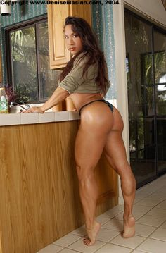 Female Muscle Ass 87