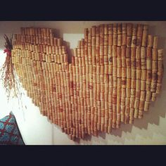 Express your love for your soul-mate by writing down all the different reasons why you love them on each individual cork!