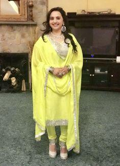 Punjabi Salwar Suits, Sari, Fashion, Saree, Moda, La Mode, Fasion, Fashion Models, Trendy Fashion