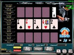 Acees and Eights MultiHand Video Poker $20 Casino Titan No Deposit Bonus...