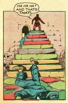 Retro Pop Art Comic Book Illustration | Vintage Drawing meme