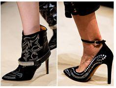 Isabel Marant, studded shoes
