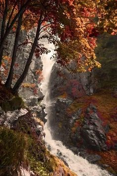 Photographic Print: Falls by Marco Carmassi : 36x24in