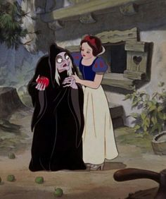 Snow White on We Heart It http://weheartit.com/entry/121639827/via/Fairytale_as_old_as_Time
