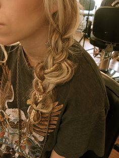 nicest braid ever!