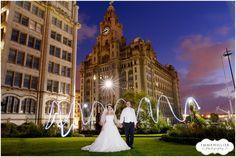 Liverpool wedding #liverbirds #liverpoolweddingphotography