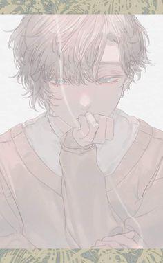 Anime Boys, Chica Anime Manga, Cute Anime Boy, Manga Boy, Kawaii Anime, Fanarts Anime, Anime Characters, Manhwa, Photo Manga