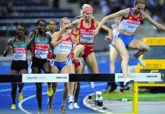 Pruebas olímpicas de running