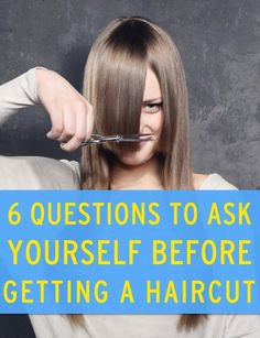 Read this before you get a haircut*