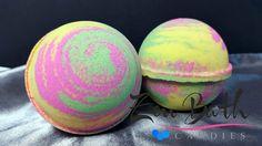 Pear Berry Bath Bomb