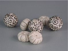 Scribble Beads, a progression
