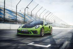 Porsche 911GT3 RS: l'apothéose - Leblogauto.com