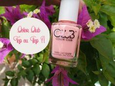Swatch : Color club rose bonbon • Hellocoton.fr