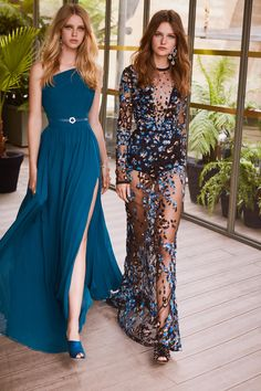 Elie Saab Resort 2019 Fashion Show Collection: See the complete Elie Saab Resort 2019 collection. Look 55
