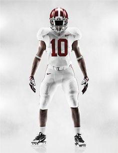 #Alabama #Nike #Football
