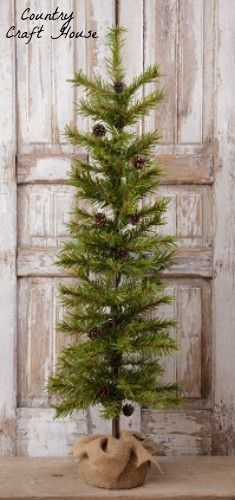 Primitive Pine Tree....Love.....