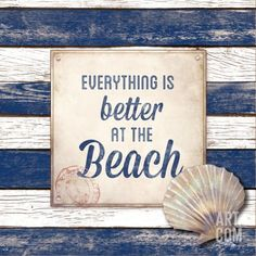Everything is Better at the Beach