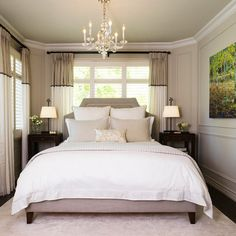 Bedroom Design Ideas, Pictures, Remodels and Decor Small bedroom decor ideas.